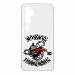 Чехол для Xiaomi Mi Note 10 Mongrel MC