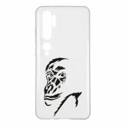 Чехол для Xiaomi Mi Note 10 Monkey face features