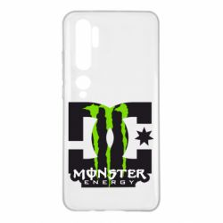 Чохол для Xiaomi Mi Note 10 Monster Energy DC