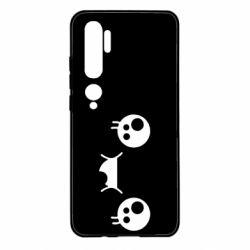 Чохол для Xiaomi Mi Note 10 Мордочка Аніме