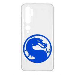 Чехол для Xiaomi Mi Note 10 Mortal Combat