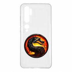 Чохол для Xiaomi Mi Note 10 Mortal Combat