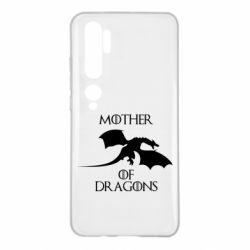 Чохол для Xiaomi Mi Note 10 Mother Of Dragons