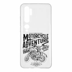Чехол для Xiaomi Mi Note 10 Motorcycle Adventure