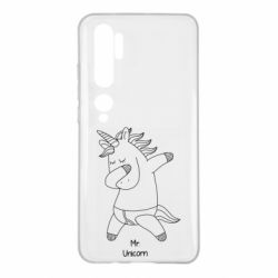 Чехол для Xiaomi Mi Note 10 Mr Unicorn