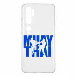 Чохол для Xiaomi Mi Note 10 Муай Тай