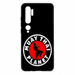 Чохол для Xiaomi Mi Note 10 Muay Thai Planet