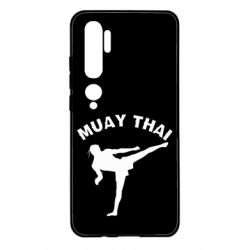 Чехол для Xiaomi Mi Note 10 Muay Thai