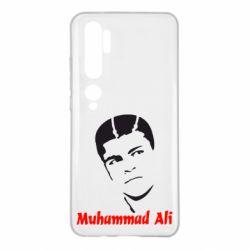 Чехол для Xiaomi Mi Note 10 Muhammad Ali