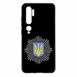 Чехол для Xiaomi Mi Note 10 МВС України
