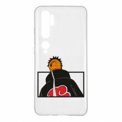 Чехол для Xiaomi Mi Note 10 Naruto tobi