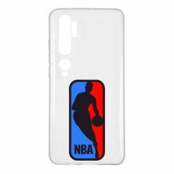 Чохол для Xiaomi Mi Note 10 NBA