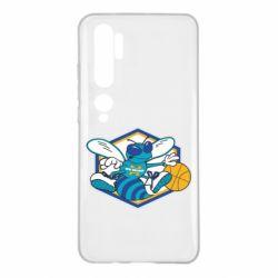 Чохол для Xiaomi Mi Note 10 New Orleans Hornets Logo