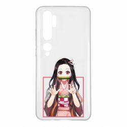 Чохол для Xiaomi Mi Note 10 Nezuko