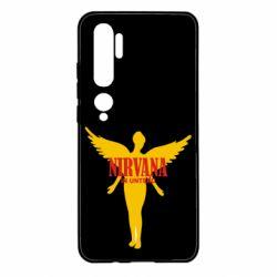 Чехол для Xiaomi Mi Note 10 Nirvana In Untero