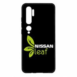 Чехол для Xiaomi Mi Note 10 Nissa Leaf