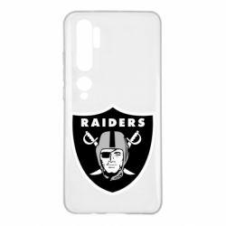Чохол для Xiaomi Mi Note 10 Oakland Raiders