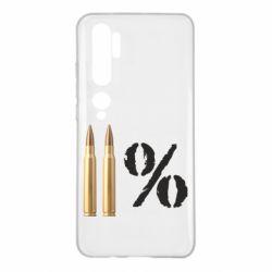 Чохол для Xiaomi Mi Note 10 Одинадцять відсотків