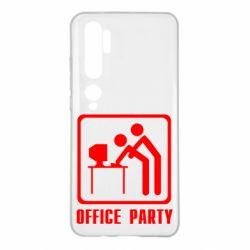 Чехол для Xiaomi Mi Note 10 Office Party