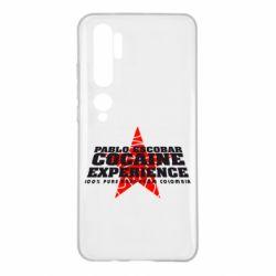 Чехол для Xiaomi Mi Note 10 Pablo Escobar