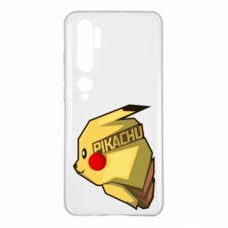 Чохол для Xiaomi Mi Note 10 Pikachu
