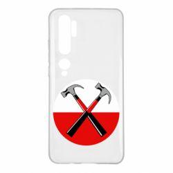 Чохол для Xiaomi Mi Note 10 Pink Floyd Main Logo