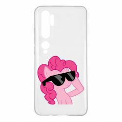 Чехол для Xiaomi Mi Note 10 Pinkie Pie Cool