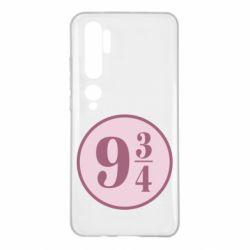 Чохол для Xiaomi Mi Note 10 Platform nine and three quarters
