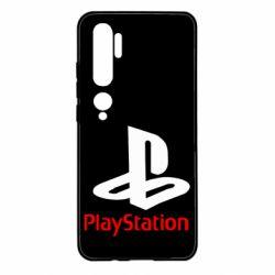 Чохол для Xiaomi Mi Note 10 PlayStation