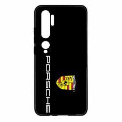 Чехол для Xiaomi Mi Note 10 Porsche