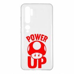 Чохол для Xiaomi Mi Note 10 Power Up Маріо гриб