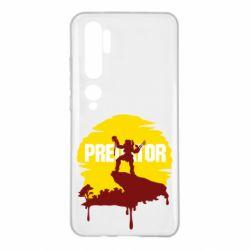 Чохол для Xiaomi Mi Note 10 Predator
