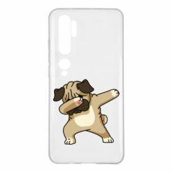 Чохол для Xiaomi Mi Note 10 Pug Swag