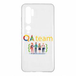 Чехол для Xiaomi Mi Note 10 QA+TEAM