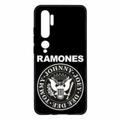 Чохол для Xiaomi Mi Note 10 Ramones