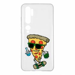 Чехол для Xiaomi Mi Note 10 Rasta pizza