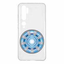 Чохол для Xiaomi Mi Note 10 Реактор Тоні Старка