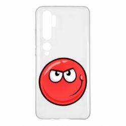 Чехол для Xiaomi Mi Note 10 Red Ball game