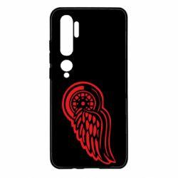 Чехол для Xiaomi Mi Note 10 Red Wings