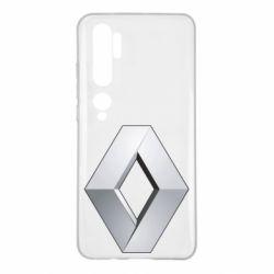 Чохол для Xiaomi Mi Note 10 Renault Logo