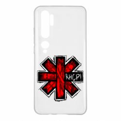 Чохол для Xiaomi Mi Note 10 RHCP sublim