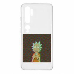 Чехол для Xiaomi Mi Note 10 Rick Fck Hologram