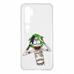 Чехол для Xiaomi Mi Note 10 Рик и Морти образ Джокера