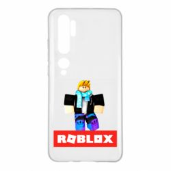 Чехол для Xiaomi Mi Note 10 Roblox Cool