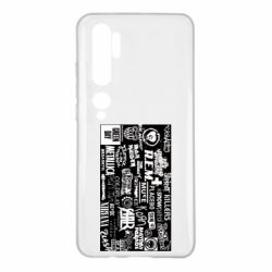 Чохол для Xiaomi Mi Note 10 Роck logo