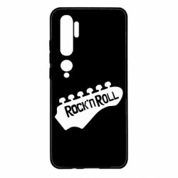 Чехол для Xiaomi Mi Note 10 Rock n Roll