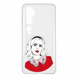 Чехол для Xiaomi Mi Note 10 Sabrina art