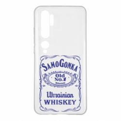 Чехол для Xiaomi Mi Note 10 SamoGonka (Jack Daniel's)
