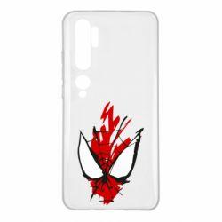 Чохол для Xiaomi Mi Note 10 Сareless art Spiderman