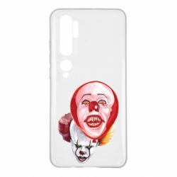 Чохол для Xiaomi Mi Note 10 Scary Clown